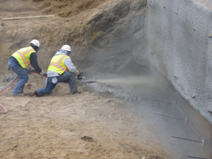 Solving Problems with Shotcrete in Wisconsin | Foundation